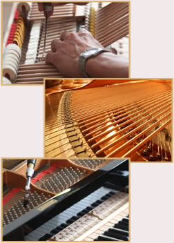 Piano Tuning and Piano Repairs Birmingham